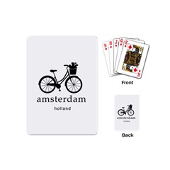Amsterdam Playing Cards (mini)  by Valentinaart