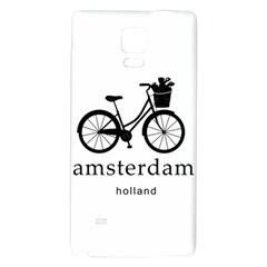 Amsterdam Galaxy Note 4 Back Case by Valentinaart
