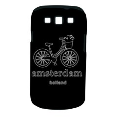 Amsterdam Samsung Galaxy S Iii Classic Hardshell Case (pc+silicone) by Valentinaart