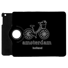 Amsterdam Apple Ipad Mini Flip 360 Case by Valentinaart