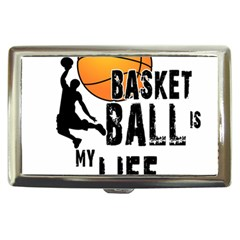 Basketball Is My Life Cigarette Money Cases by Valentinaart