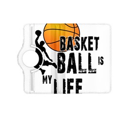 Basketball Is My Life Kindle Fire Hd (2013) Flip 360 Case by Valentinaart