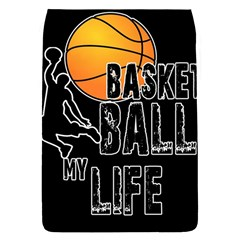Basketball Is My Life Flap Covers (s)  by Valentinaart