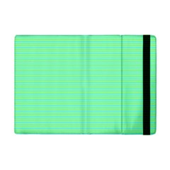 Decorative Lines Pattern Ipad Mini 2 Flip Cases by Valentinaart