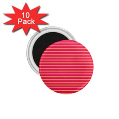 Decorative Lines Pattern 1 75  Magnets (10 Pack)  by Valentinaart