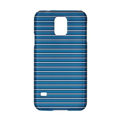Decorative Lines Pattern Samsung Galaxy S5 Hardshell Case  by Valentinaart