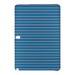 Decorative Lines Pattern Samsung Galaxy Tab Pro 12 2 Hardshell Case by Valentinaart