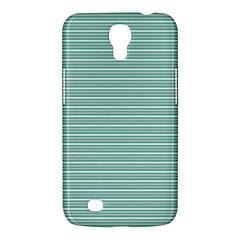 Decorative Line Pattern Samsung Galaxy Mega 6 3  I9200 Hardshell Case by Valentinaart