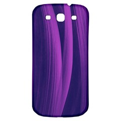 Artistic Pattern Samsung Galaxy S3 S Iii Classic Hardshell Back Case by Valentinaart