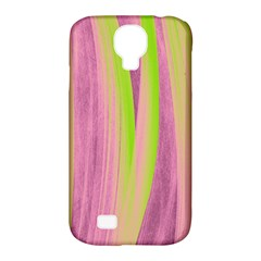 Artistic Pattern Samsung Galaxy S4 Classic Hardshell Case (pc+silicone) by Valentinaart