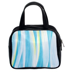 Artistic Pattern Classic Handbags (2 Sides) by Valentinaart
