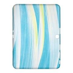 Artistic Pattern Samsung Galaxy Tab 4 (10 1 ) Hardshell Case  by Valentinaart