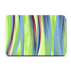 Artistic Pattern Small Doormat  by Valentinaart
