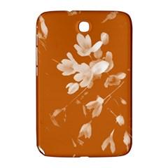 Autumn Crocus Orange Samsung Galaxy Note 8 0 N5100 Hardshell Case  by DeneWestUK
