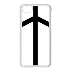 Grapevine Cross Apple Iphone 7 Seamless Case (white) by abbeyz71