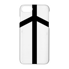 Grapevine Cross Apple Iphone 7 Hardshell Case by abbeyz71