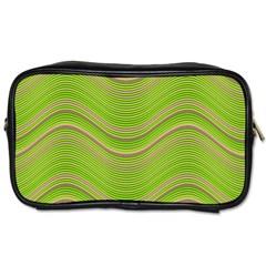Pattern Toiletries Bags by Valentinaart