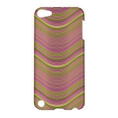 Pattern Apple Ipod Touch 5 Hardshell Case by Valentinaart