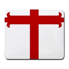 Cross Of Saint James Large Mousepads by abbeyz71