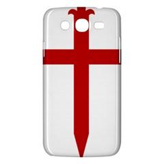 Cross Of Saint James Samsung Galaxy Mega 5 8 I9152 Hardshell Case  by abbeyz71