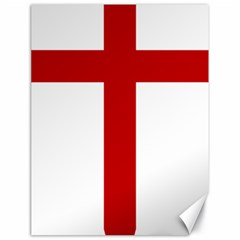 Cross Of Saint James Canvas 18  X 24   by abbeyz71