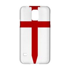 Cross Of Saint James Samsung Galaxy S5 Hardshell Case  by abbeyz71