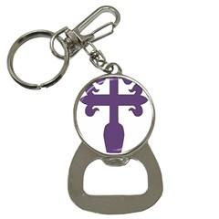 Cross Of Saint James Button Necklaces by abbeyz71