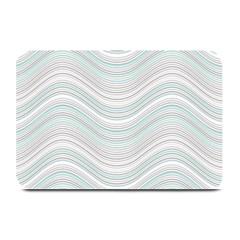 Pattern Plate Mats by Valentinaart