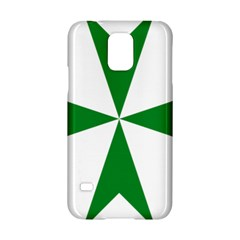 Cross Of Saint Lazarus Samsung Galaxy S5 Hardshell Case  by abbeyz71