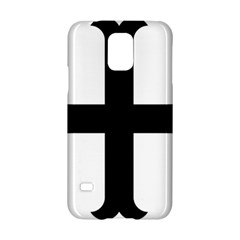Cross Moline Samsung Galaxy S5 Hardshell Case  by abbeyz71