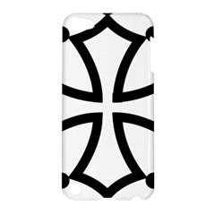 Occitan Cross Apple Ipod Touch 5 Hardshell Case by abbeyz71