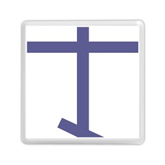 Orthodox Cross  Memory Card Reader (square)  by abbeyz71