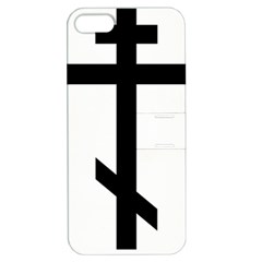 Orthodox Cross  Apple Iphone 5 Hardshell Case With Stand by abbeyz71