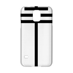 Papal Cross  Samsung Galaxy S5 Hardshell Case  by abbeyz71
