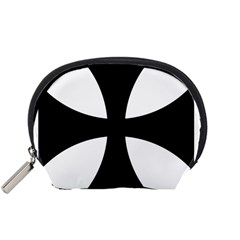Cross Patty  Accessory Pouches (small)  by abbeyz71