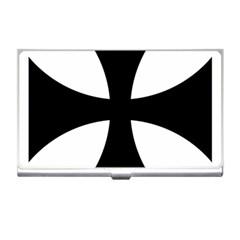Cross Patty Business Card Holders by abbeyz71