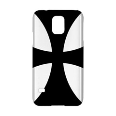Cross Patty Samsung Galaxy S5 Hardshell Case  by abbeyz71