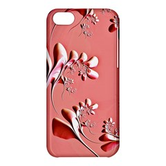 Amazing Floral Fractal B Apple Iphone 5c Hardshell Case by Fractalworld