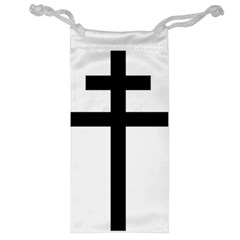 Patriarchal Cross Jewelry Bag by abbeyz71