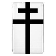 Patriarchal Cross Samsung Galaxy Tab Pro 8 4 Hardshell Case by abbeyz71