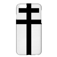 Patriarchal Cross Apple Iphone 6 Plus/6s Plus Hardshell Case by abbeyz71