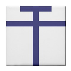 Patriarchal Cross Tile Coasters by abbeyz71
