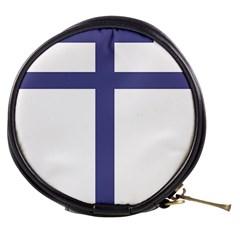 Patriarchal Cross Mini Makeup Bags by abbeyz71