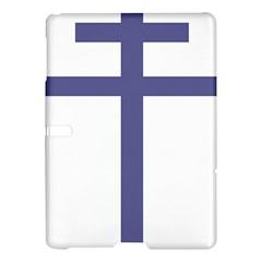 Patriarchal Cross Samsung Galaxy Tab S (10 5 ) Hardshell Case  by abbeyz71