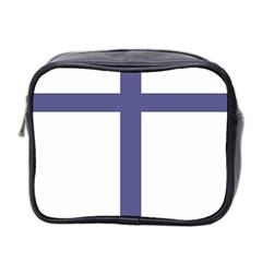 Patriarchal Cross Mini Toiletries Bag 2 Side by abbeyz71