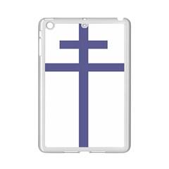 Patriarchal Cross Ipad Mini 2 Enamel Coated Cases by abbeyz71