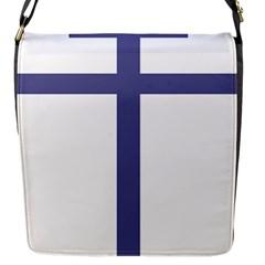 Patriarchal Cross Flap Messenger Bag (s) by abbeyz71