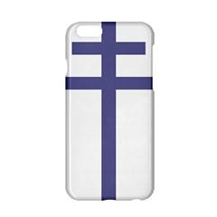 Patriarchal Cross Apple Iphone 6/6s Hardshell Case by abbeyz71