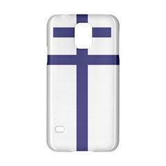 Patriarchal Cross  Samsung Galaxy S5 Hardshell Case  by abbeyz71
