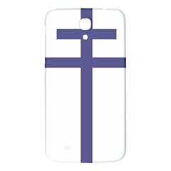 Patriarchal Cross  Samsung Galaxy Mega I9200 Hardshell Back Case by abbeyz71